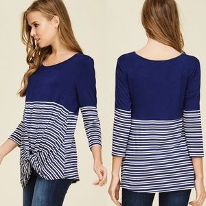 30% OFF BUNDLES S,M,L ❤️SOFT Twist Front Knit Top